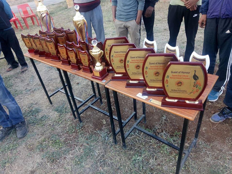 बी. एन. ओल्ड बॉयज एसोसिएशन द्वारा आयोजित स्वर्गीय डॉ. गजेंद्र सिंह जी चौहान स्मृति वॉलीबॉल टूर्नामेंट के समापन अवसर की कुछ झलकियां…